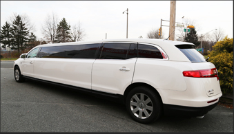 limo services short hills